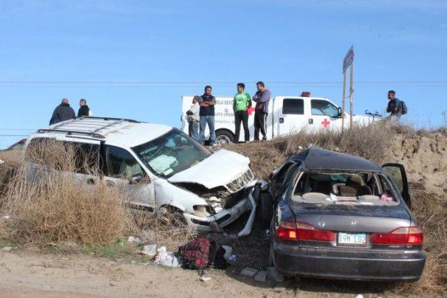 MANEADERO ACCIDENTE AUTOS