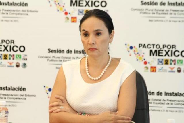 NANCY ARREDONDO ENOJADA