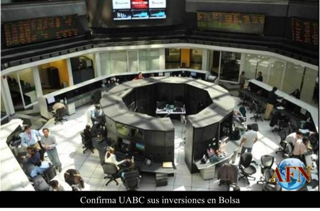 BOLSA VALORES UABC
