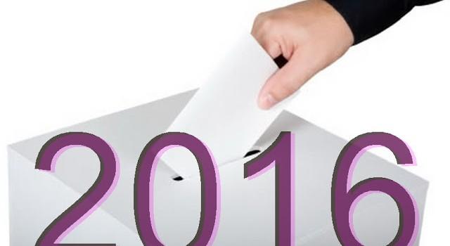 ELECCION 2016 URNA