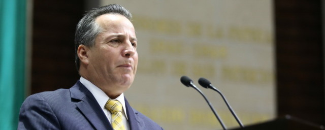 Abraham Correa, una vez más, candidato a un puesto de elección popular (Foto: Congreso de la Unión).