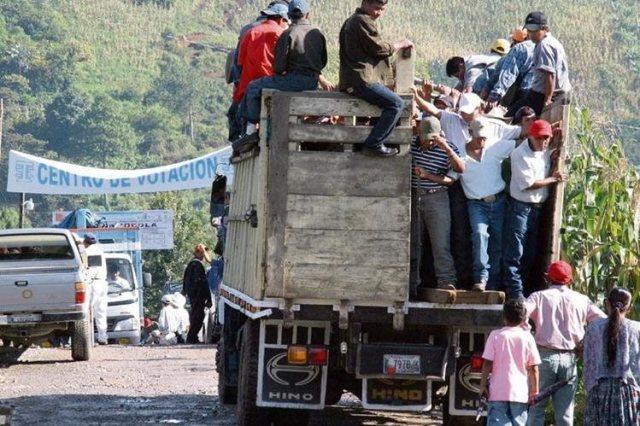 ACARREADOS CAMION REDILAS