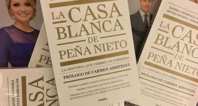 CASA BLANCA EPN LIBRO