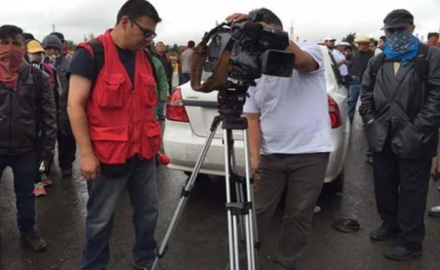 CNTE REPORTEROS TELEVISION