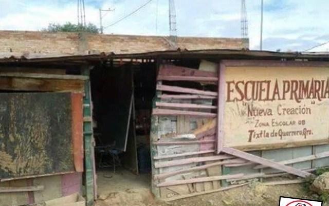 ESCUELA RURAL MEXICO