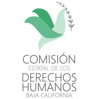 COMISION DERECHOS HUMANOS BC LOGO
