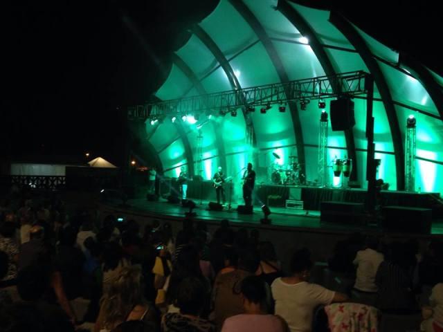 El Jazz en el Riviera, el año pasado (Cortesía).