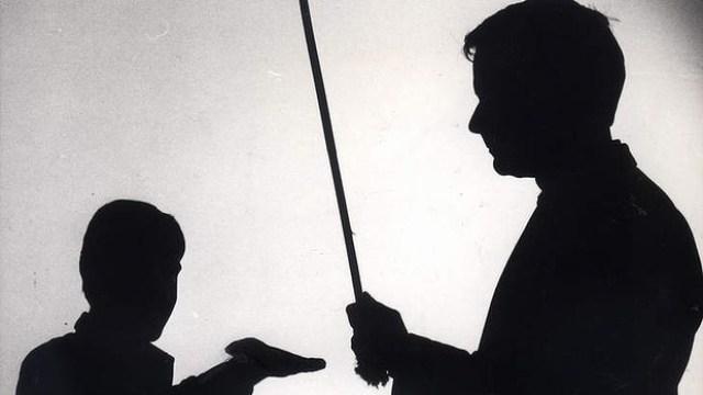 alumnos castigado
