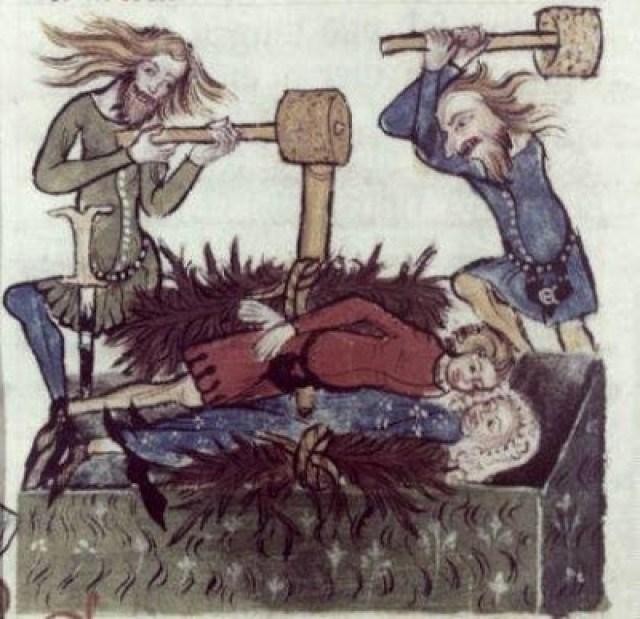 sexo medieval castigo