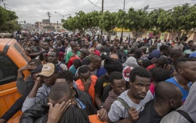 haitianos-refugiados-tijuana