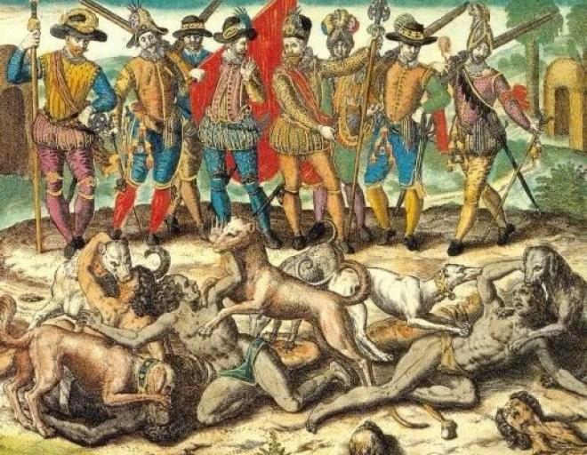 genocidio-conquista-de-maerica-516x400