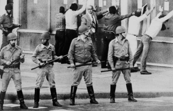La dictadura argentina de Videla