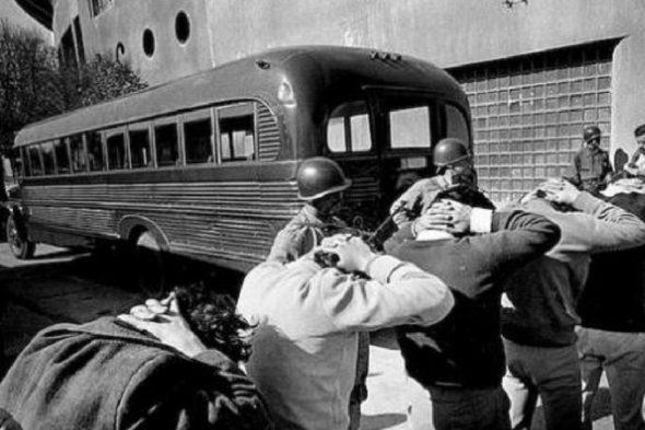 La dictadura chilena de Pinochet