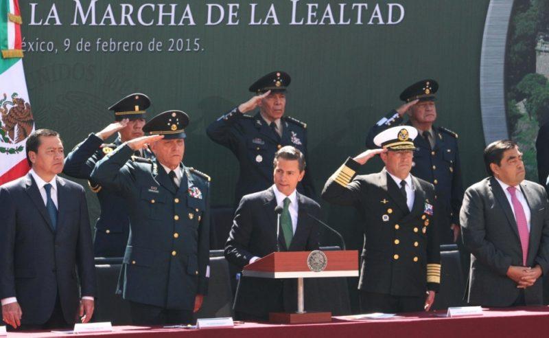 MARCHA DE LA LEALTAD