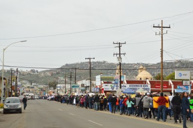 15 ENE Juárez