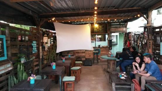 Café La Tarima, Imaginante se presenta cada 15 días