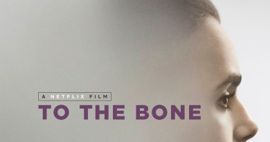 To the bone:  Una película con inside joke