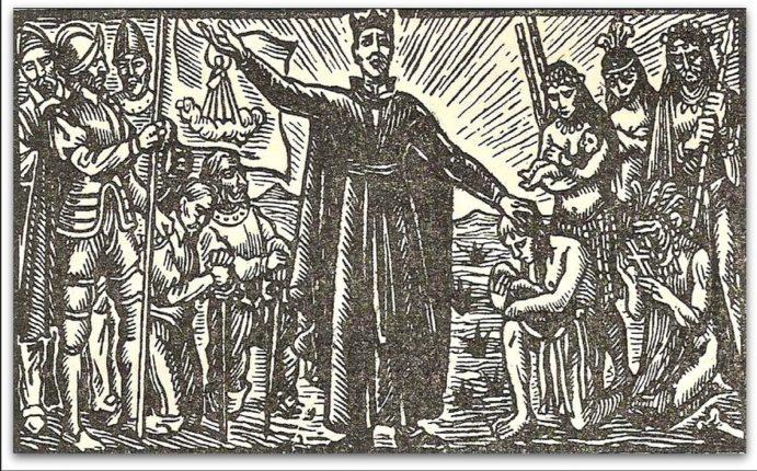 Resultado de imagen para misioneros en la antigua california