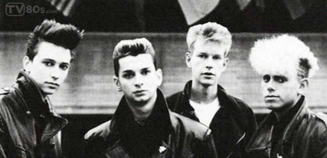 Image result for depeche mode 80's