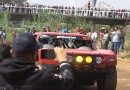 Una carrera de autos sin espectadores, eso inventan en Ensenada para la Baja Mil