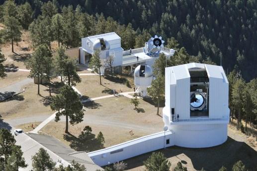 Observatorio de Apache Point y Telescopio SDSS