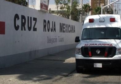 Cruz Roja de Tijuana requiere más ambulancias. Atiende hasta 5 baleados al día