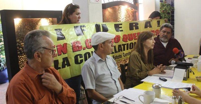 El Colectivo Plebiscito en Defensa del Agua, espera que el presidente López Obrador apoye este movimiento que suma más de 30 mil ciudadanos en el estado.  dijo la vocera Martha Elvia García.Foto: internet