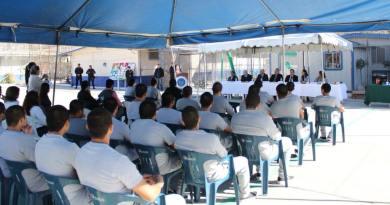 Visita Subsecretaria de Derechos Humanos el Centro de Internamiento para Adolescentes en Ensenada