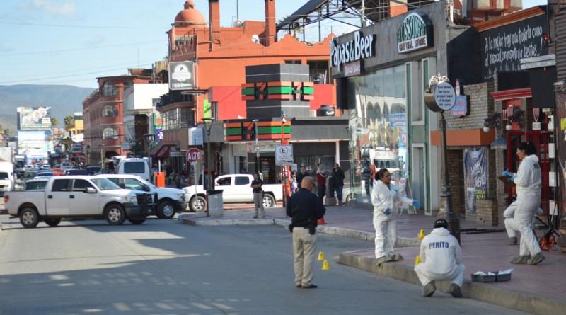 Ensenada es ya el décimo municipio con mayor número y tasa anual de homicidios dolosos en México