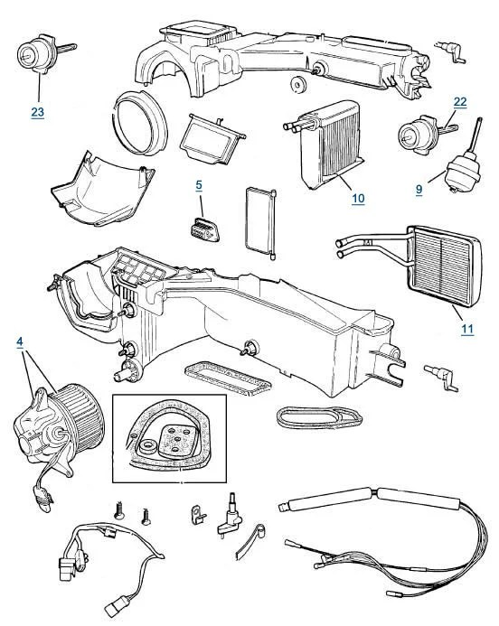 Jeep Air Conditioning Schematic, Jeep, Free Engine Image