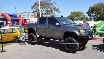Fitting bigger tyres to your 4WD