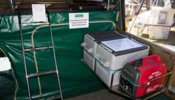 Caravans vs camper trailers
