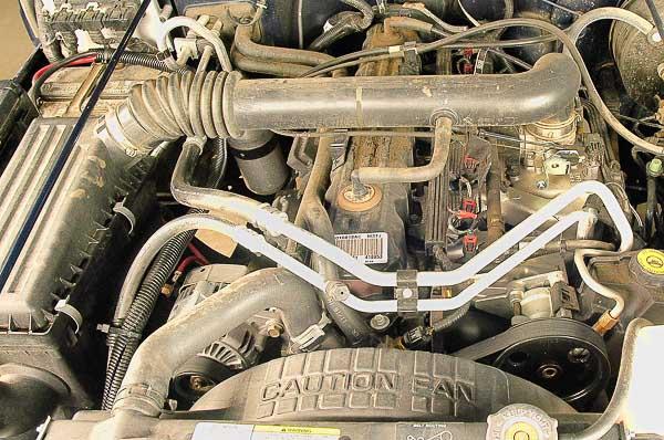 2003 Jeep Grand Cherokee Vacuum Diagram