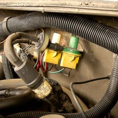 Car Air Horn Wiring Diagram Yamaha Electric Golf Cart Moses Ludel S 4wd Mechanix Magazine Rebuilding The Yj Wrangler 4 2 Switches And Vacuum Devices