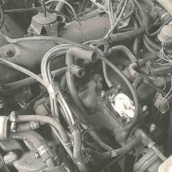 Car Air Horn Wiring Diagram Napco Burglar Alarm System Moses Ludel S 4wd Mechanix Magazine Rebuilding The Yj Wrangler 4 2 Removing Bbd From Engine