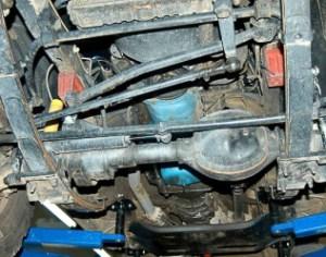 Moses Ludel's 4WD Mechanix Magazine  Howto: Dana 30 Axle