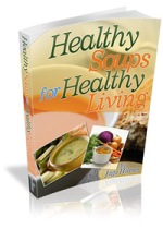 Healthy Soups For Healthy Living