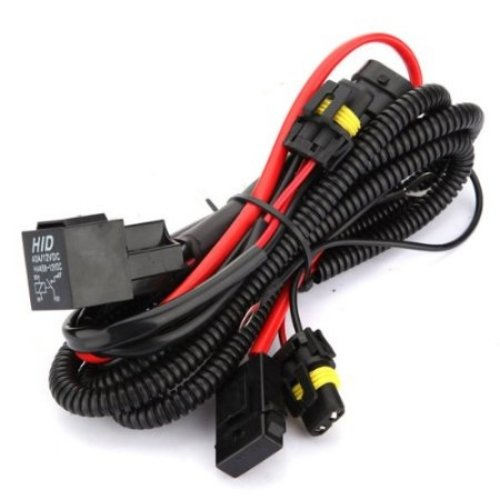 Hid Conversion Kit H7 Relay Wiring Harness For Fog Light Headlight Drl