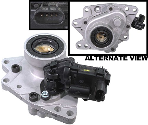 APDTY 711226 /& 711214 4WD Front Differential Axle Disconnect Intermediate Shaft Bearing Assembly With 4-Wheel Drive Plunger Actuator Fits 2002-2009 Trailblazer Envoy Bravada Ascender 9-7x