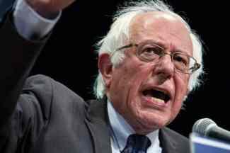 Millennials support Bernie Sanders