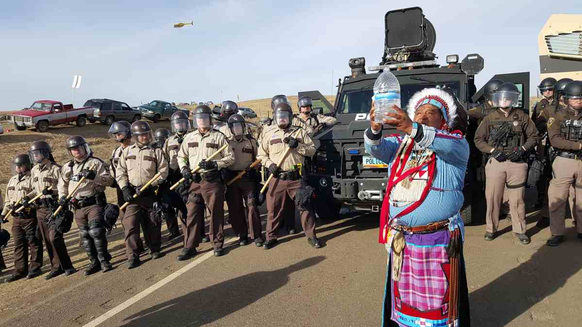 UPDATE: A Small Victory for Activists Against the Dakota Access Pipeline