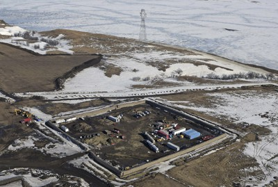 Standing Rock Sioux Still Fighting Energy Transfer Partners