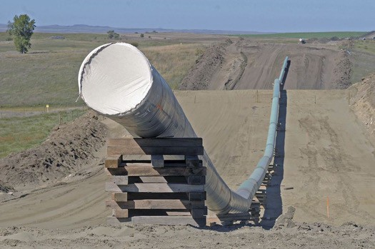 Dakota Access Pipeline Already Has Its First Oil Spill