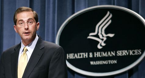 Big Pharma Executive, Alex Azar, Nominated to Be Head of HHS