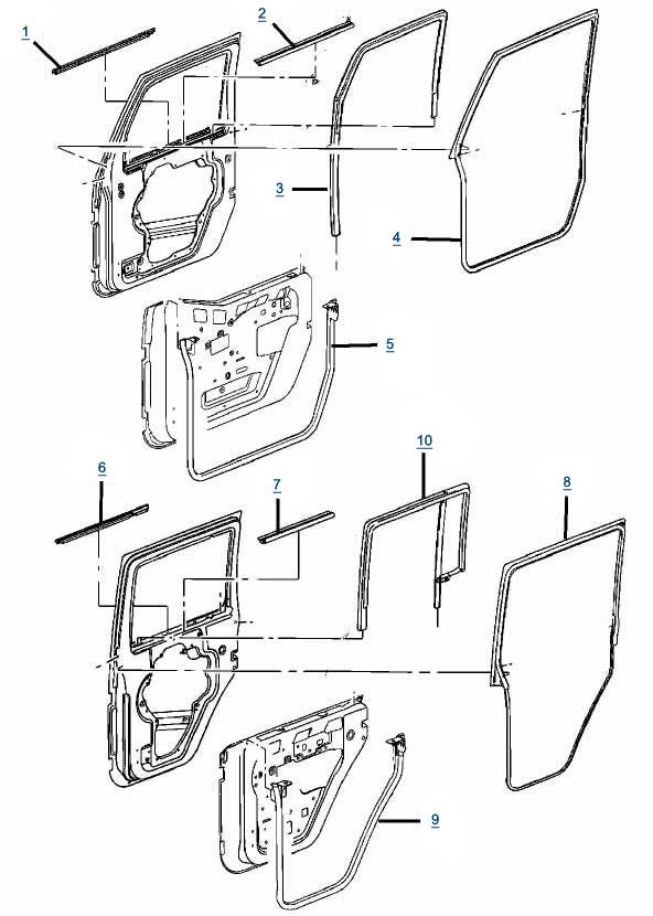 Jeep Wrangler Jk Steering Parts Diagram • Wiring Diagram