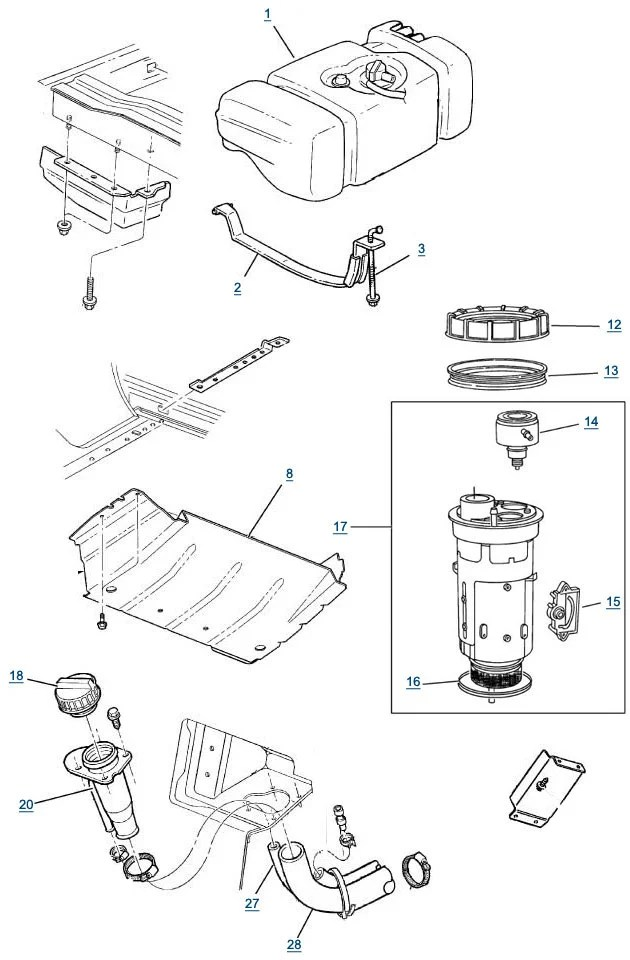Jeep Tank Diagram, Jeep, Free Engine Image For User Manual