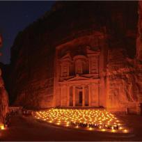 Giordania e Petra