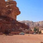 Wadi Rum, Giordania Petra Tour