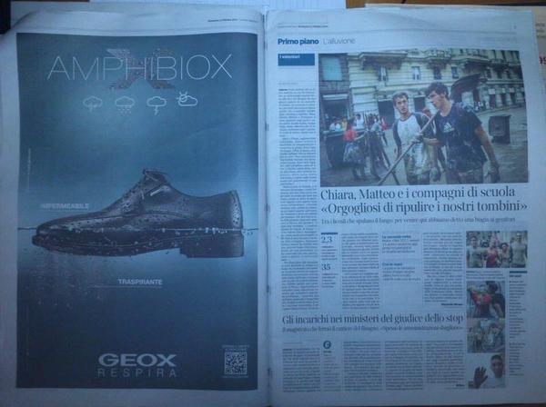 Real time marketing e l'alluvione a Genova: DO's e DON'T's
