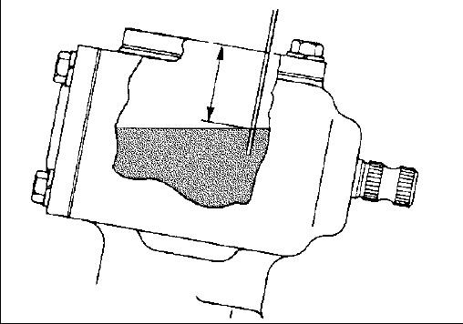 Caixa de Direção L200